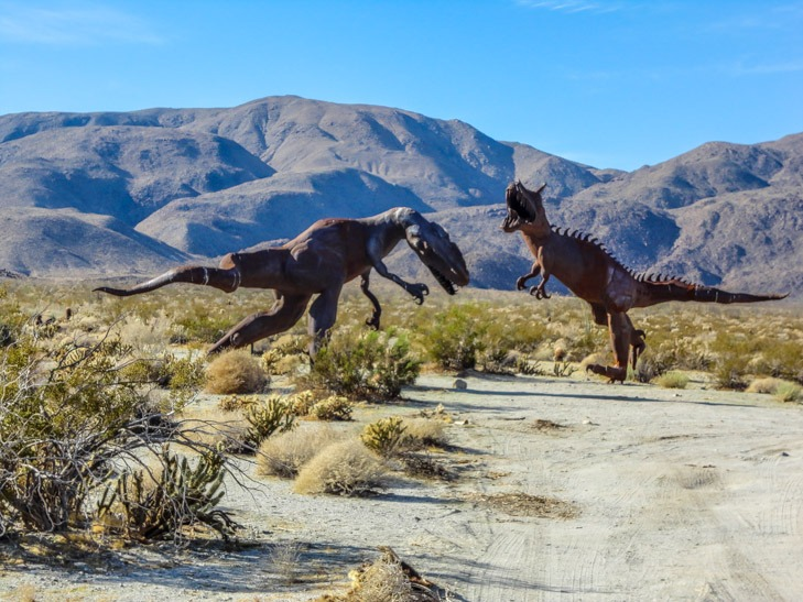Anza Borrego Sculptures