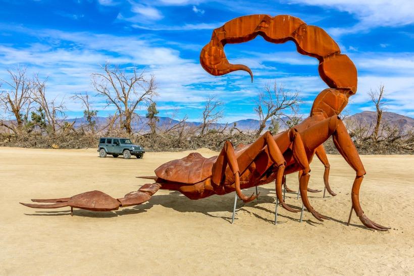 Scorpion and Rubi