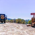 Top of Los Pinyos Trail