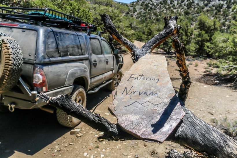 Eastern Sierras-Entering Overland Nirvana