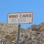 Anza Borrego Wind Caves Marker