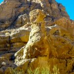 Anza Borrego-Sandstone Canyon Geology