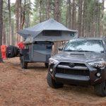 Overland Expo 2015 Turtleback's rig and trailer