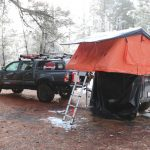 overland expo 2015TAP camping at Dairy Spings Flagstaff