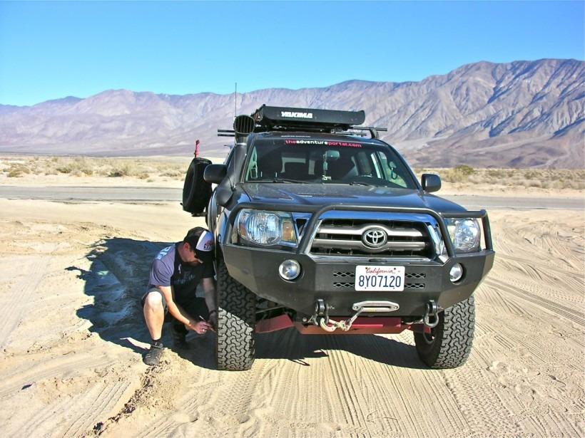 the adventure portal tire gauge