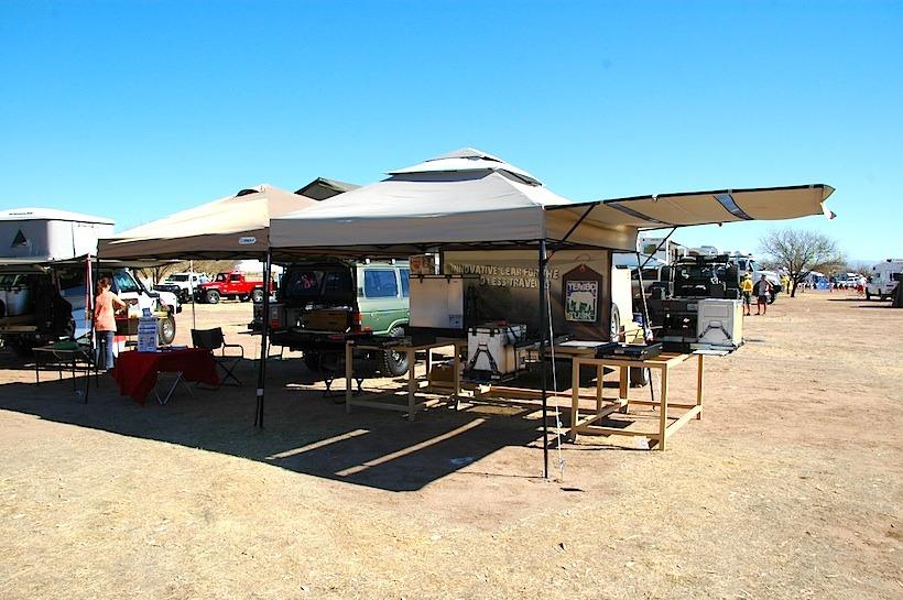 Tembotusk setup
