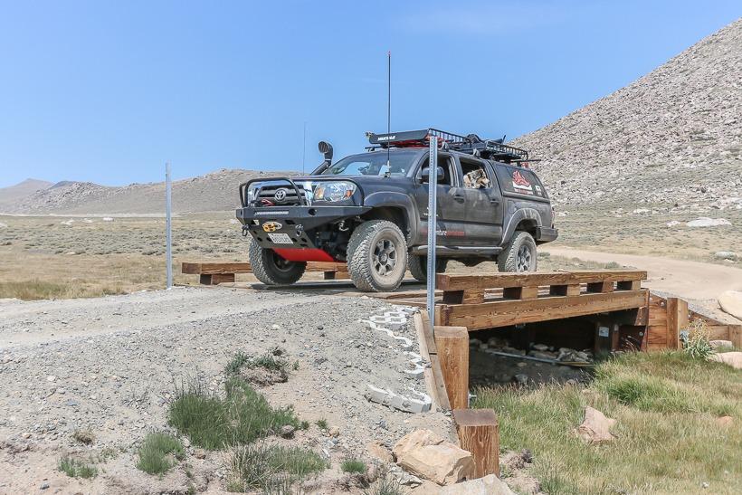 coyote flat trail bridge