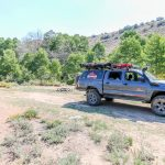 Primitive camping by creek coyote creek the adventure portal