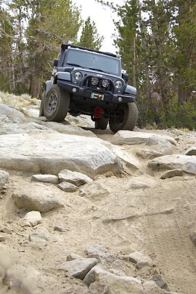 wheeler ridge steep down