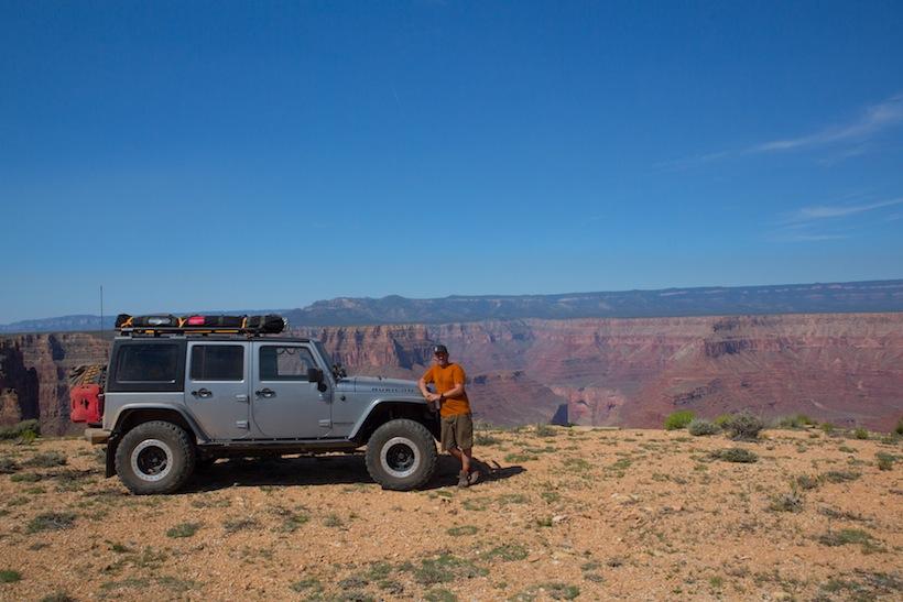 Justin Dowey - Grand Canyon 2