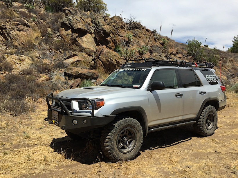 4Runner Off-Road Conversion_TAP12