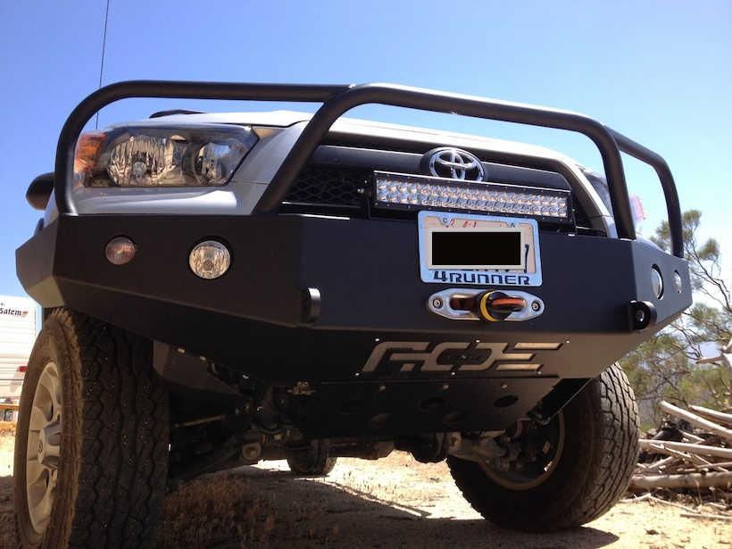 4Runner Off-Road Conversion_TAP5