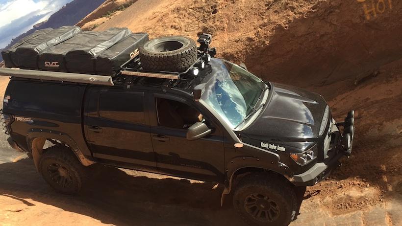 Hell's Revenge, Hot Tub- Moab Utah