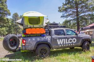 wilco modular rack system