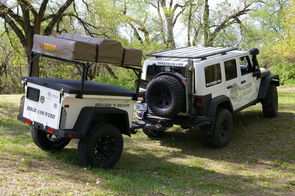 TO Extreme Off-Road Trailers