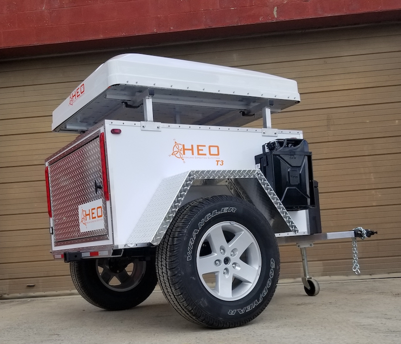 HIGHLAND EXPEDITION OUTFITTERS OFF ROAD TRAILERS