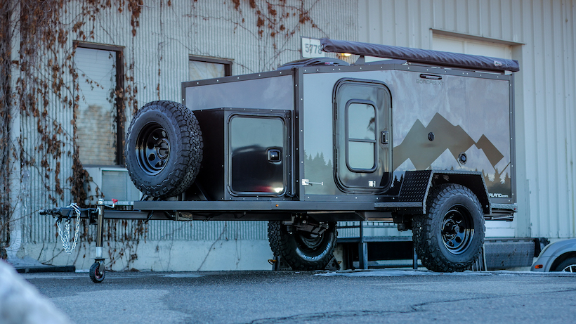 off-road trailers BOREAS CAMPERS