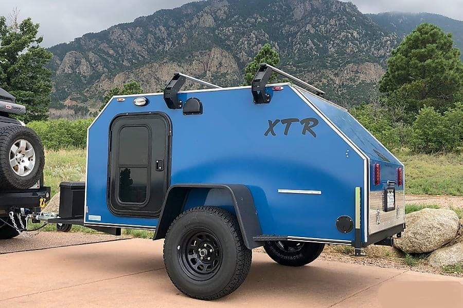 xtr off road trailer