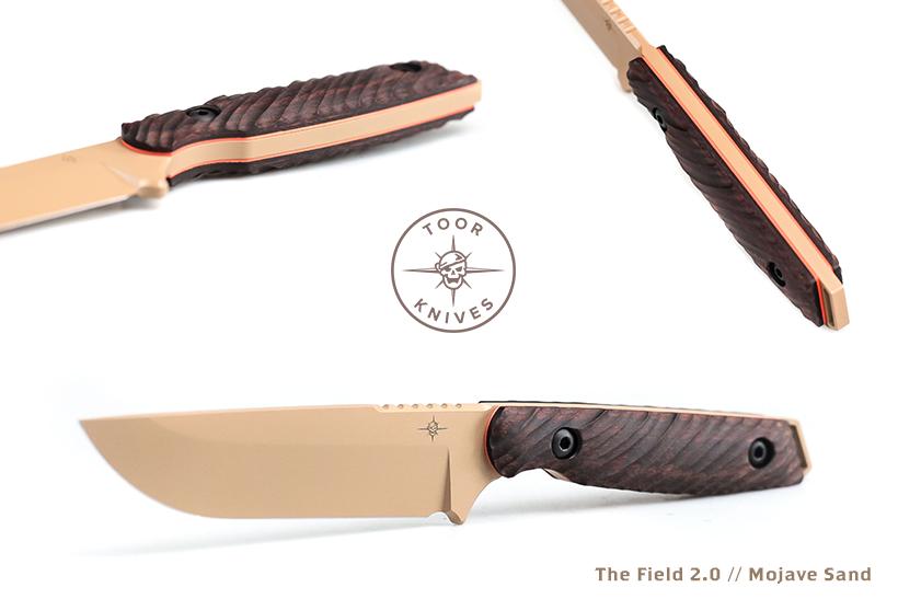 camp knife toor knife