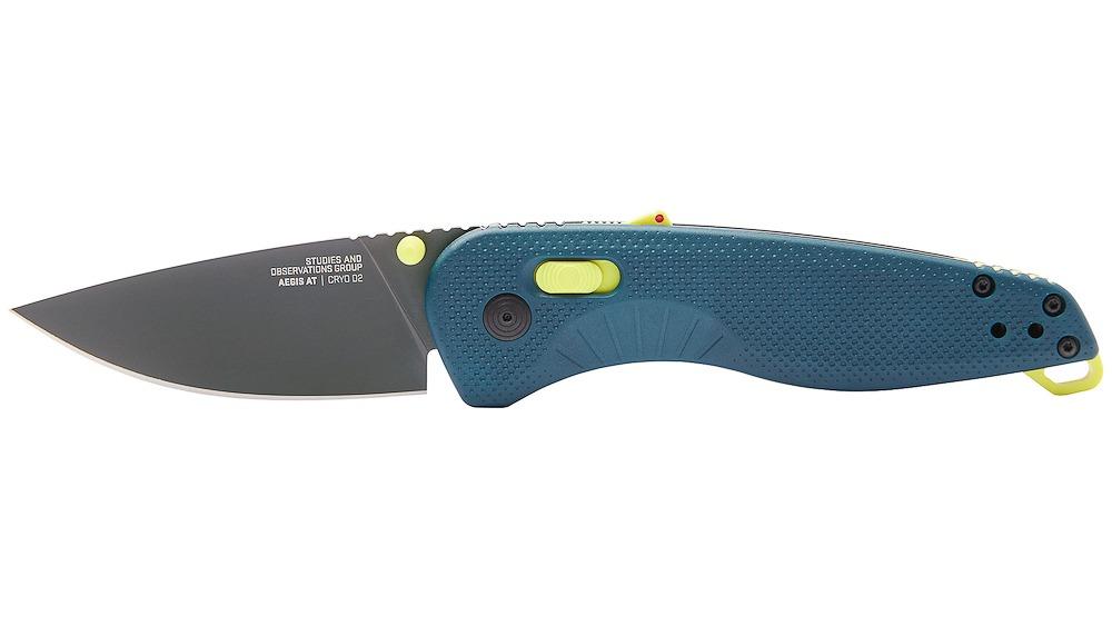camp knife SOG